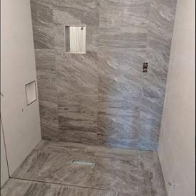 walk in shower tiles